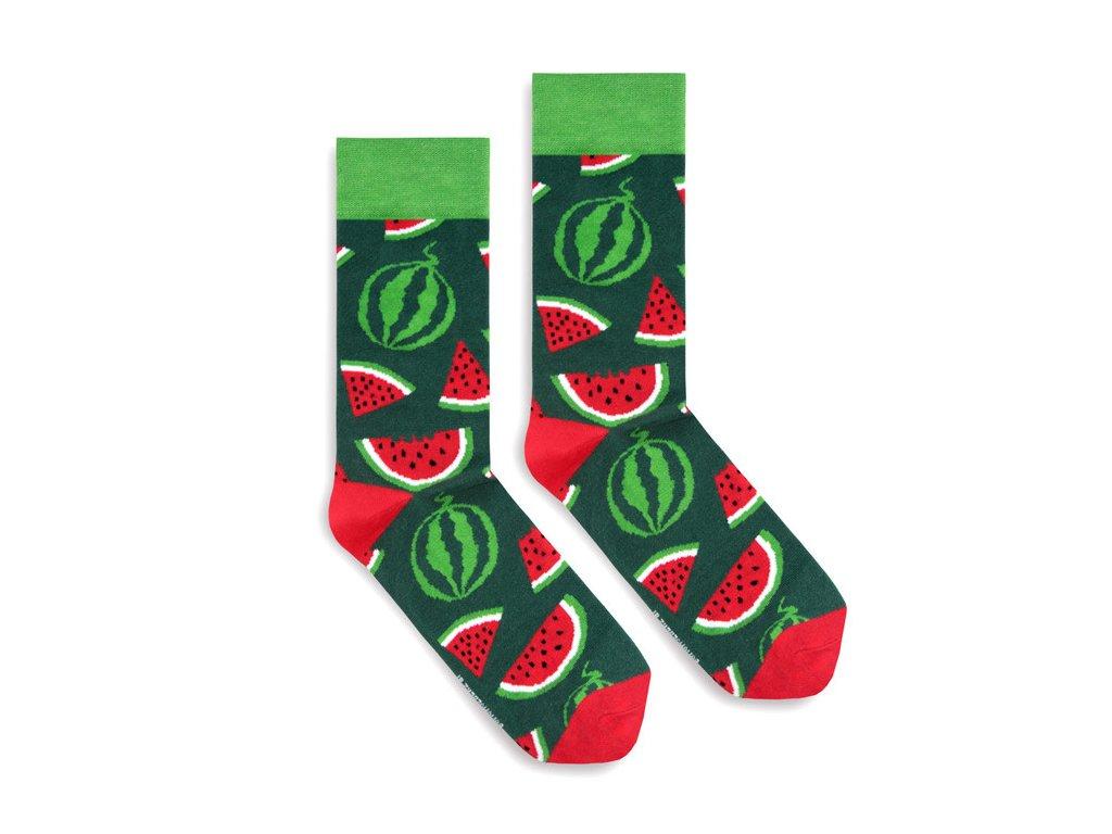 Veselé ponožky Watermelons