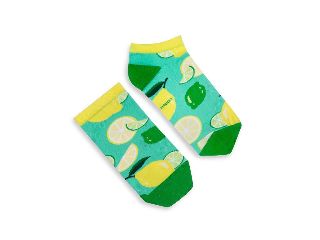 Veselé ponožky Lemons