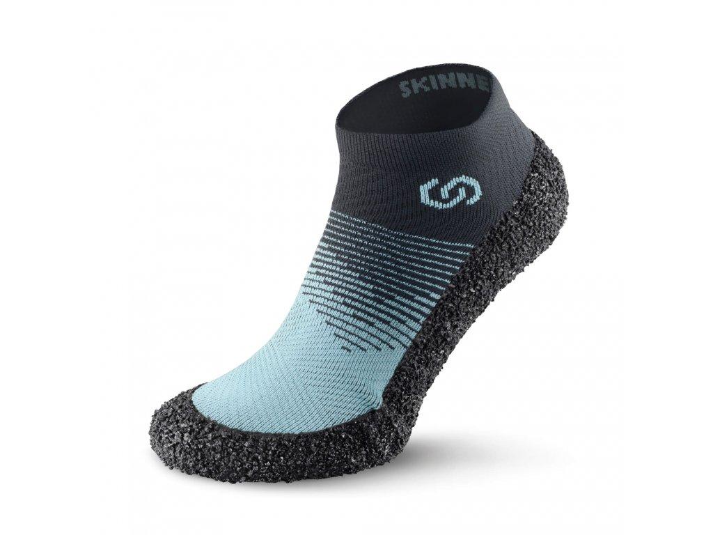 Barefoot ponožkotopánky Skinners 2.0 AQUA