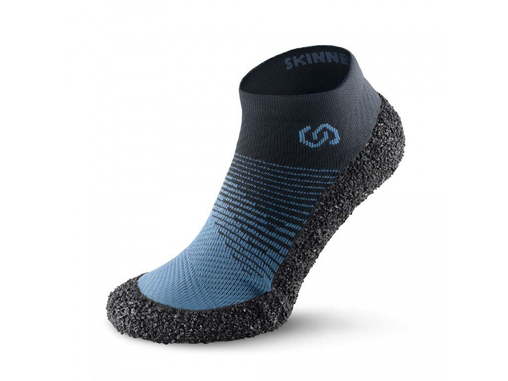 Barefoot ponožkotopánky Skinners 2.0 MARINE