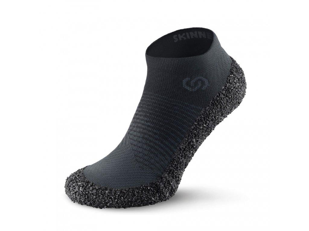 Barefoot ponožkotopánky Skinners 2.0 ANTHRACITE