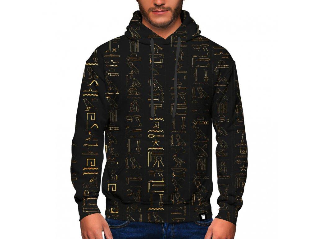 Mikina Hieroglyphs