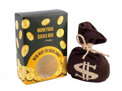 paradoo moneybag socks box