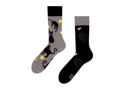 Veselé ponožky Mačky