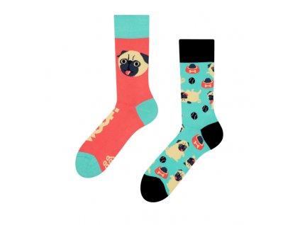 Veselé ponožky Mopslík od firmy Good Mood