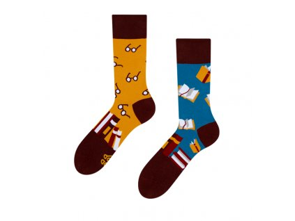Veselé ponožky Knihy