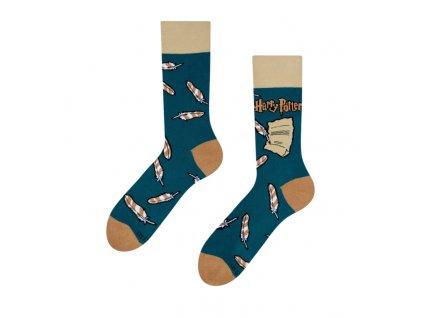 Veselé ponožky Harry Potter ™ Wingardium Leviosa