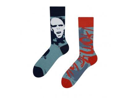Veselé ponožky Harry Potter ™ - Voldemort