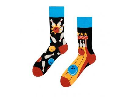 Veselé ponožky Bowling od firmy Good Mood