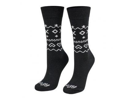 Veselé ponožky Čičmany
