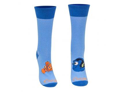 Veselé ponožky rybičky