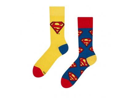 Veselé ponožky Superman ™ Logo