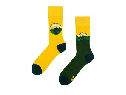 Veselé ponožky Štíty od firmy Good Mood