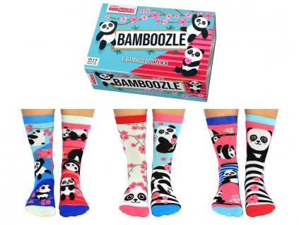 Veselé ponožky Bamboozle veľ.: 37-42