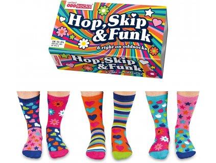 Veselé ponožky Hop. Skip & Funk veľ.: 31-39