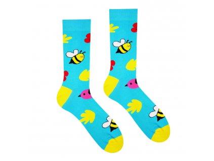 Veselé ponožky Jar