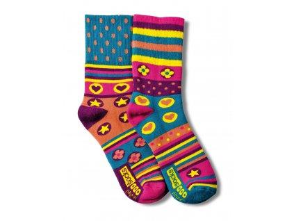 Veselé ponožky Spring veľ.: 37-42