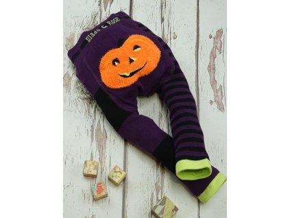 Detské legíny Pumpkin