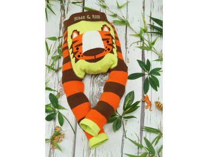 Detské legíny Organic WWF Tiger