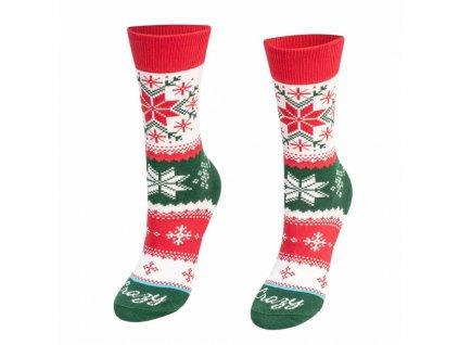 vianocne ponozky hviezda vianoc paradoo
