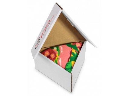 pizza box italiana ponozky paradoo
