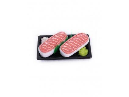 Ponožky Sushi Box - Losos (1 pár)