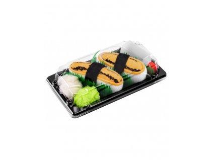 Ponožky Sushi Box - Tamagoyaki (1 pár)