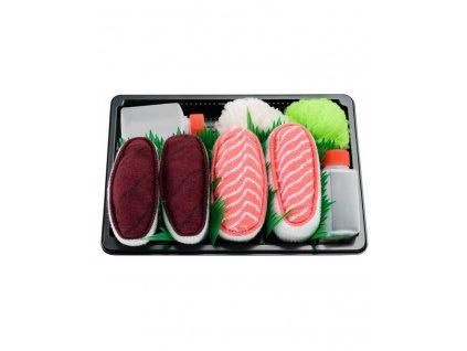 Ponožky Sushi Box - MIX 1 (2 páry)