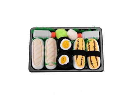Ponožky Sushi Box - MIX 5 (3 páry)