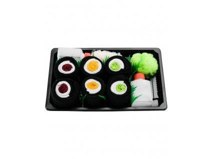 sushi box mix7 paradoo ponozky