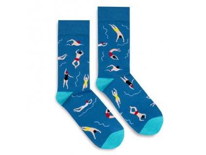 Veselé ponožky Water Sport