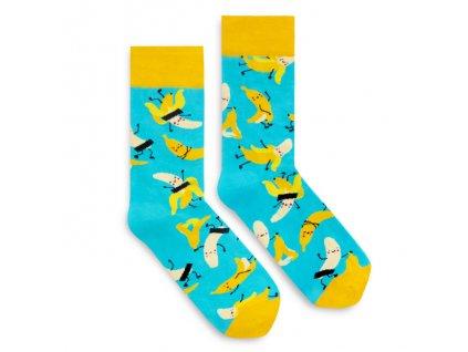 Veselé ponožky Wanna Banana