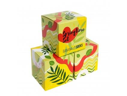 Darčekové balenie Springtime set (3 páry)