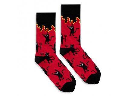 Veselé ponožky Trick or Treat