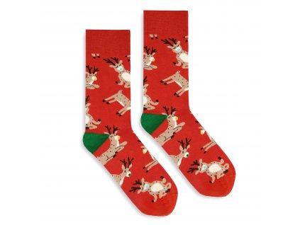 Veselé ponožky Dear Deer