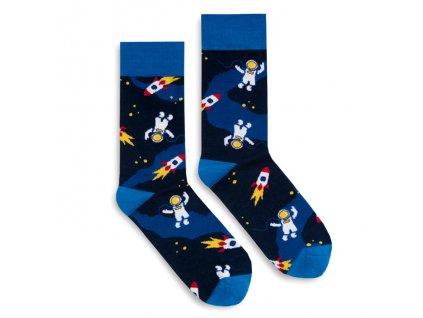 Veselé ponožky SpaceMan