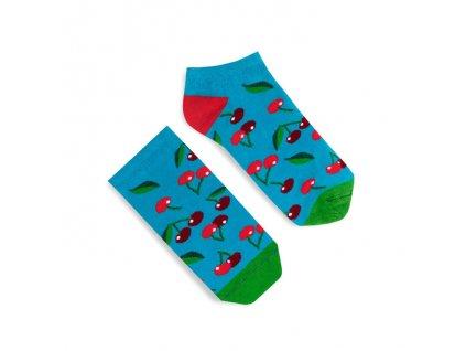 Veselé ponožky Cherries