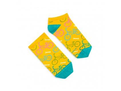 Veselé ponožky Bicycles