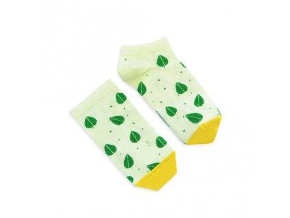 Veselé ponožky Greenery