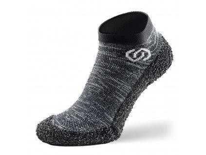 Barefoot ponožkotopánky Skinners Athleisure Granite Grey