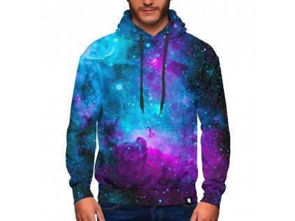 Mikina Colorful Nebula