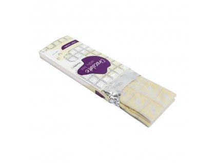 Darčekové balenie ponožiek Biela čokoláda (1 pár)