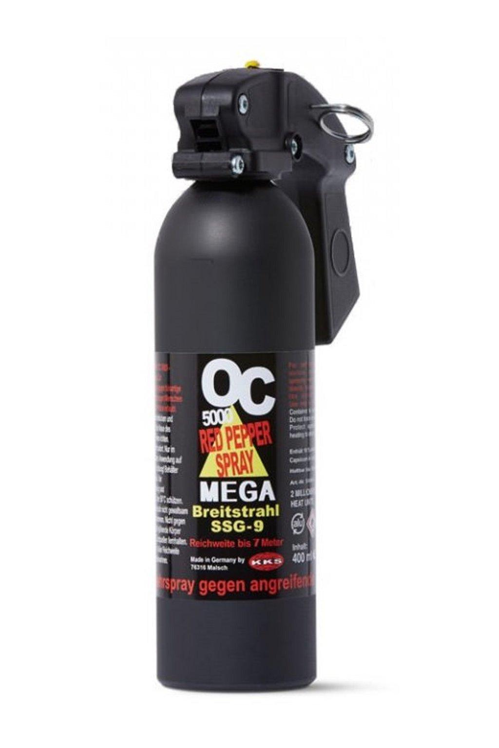 Gaz pieprzowy OC 5000 400 ML