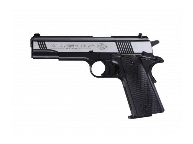 Vzduchová pistole Colt Government 1911 Dark Ops