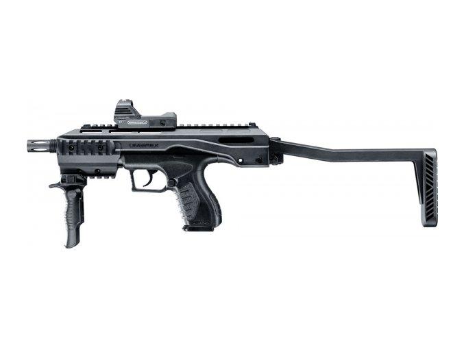Vzduchová pistole Umarex XBG TAC KIT