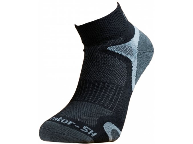 Ponožky BATAC Operator short OPSH01 vel.36-38 - black