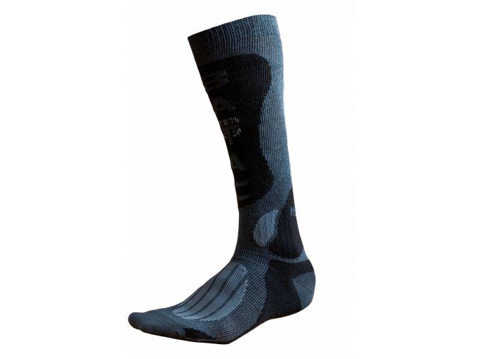 Ponožky BATAC Mission MI10 vel. 42-43 - grey