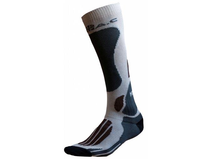Ponožky BATAC Mission MI13 vel. 44-46 - brown