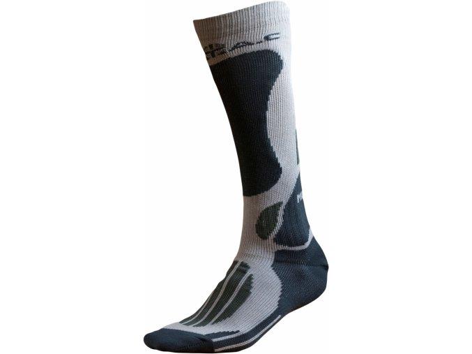 Ponožky BATAC Mission MI13 vel. 44-46 - green