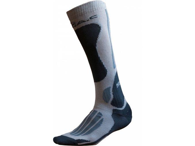 Ponožky BATAC Mission MI13 vel. 44-46 - grey
